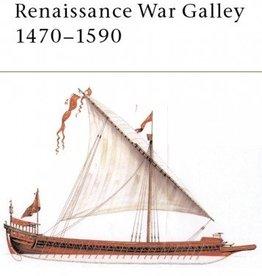 Osprey Publishing (OSP) Renaissance War Galley 1470-1590