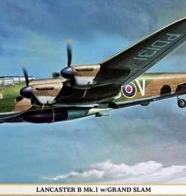 Hasegawa (HSG) 1/72 Lancaster B Mk I w/Grand Slam
