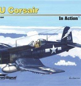 Squadron Signal      Publications (SSP) F-4U CORSAIR IN ACTION HC