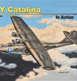 Squadron Signal      Publications (SSP) PBY CATALINA IN ACTION HC