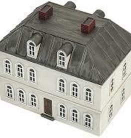 Flames of War (FOW) 15mm Estate House