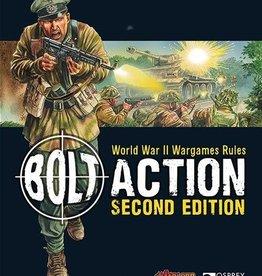 Warlord Games (WLG) Bolt Action 2 Rulebook