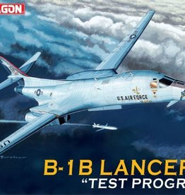 Dragon Models (DML) 1/144 USAF B-1B Test Program