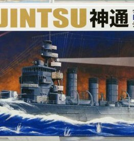 Aoshima (AOS) 1/700 Japanese Light Cruiser Jintsu '42