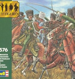 Revell Germany (RVL) 1/72 French Mounted Guard Chasseurs Nap.
