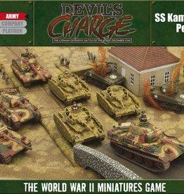 Flames of War (FOW) 15mm SS Kampfgruppe Peiper