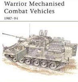 Osprey Publishing (OSP) Warrior Mechanised Combat Vehicle 1987-94 (SC)