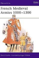 Osprey Publishing (OSP) French Medieval Armies 1000-1300 (SC)