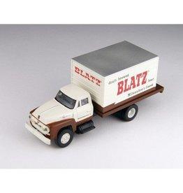 Classic Metal Works (MWI) HO '54 Ford F700 Del Trk, Blat