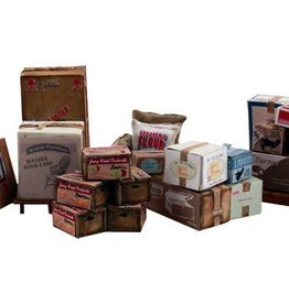 Woodland Scenics (WOO) N Miscellaneous Freight