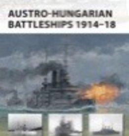 Osprey Publishing (OSP) Austro Hungarian Battleships (SC)