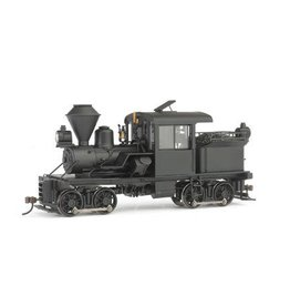 bachmann (BAC) On30 14T Heisler/DCC, Blk