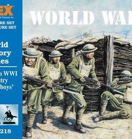 Imex (IMX) 1/72 AMERICAN WWI INFANTRY DOUGHBOYS