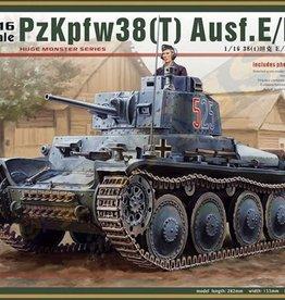 Panda (PND) 1/16 (120mm) Pz 38(t) Ausf E/F