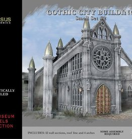 Pegasus Hobby (PGH) 28mm Gothic City Building Small 2