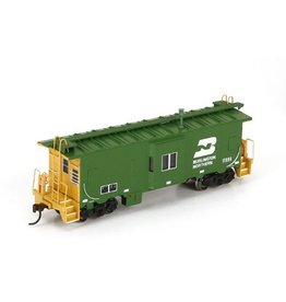 Athearn (ATH) HO RTR BW Caboose, BN #11998