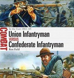 Osprey Publishing (OSP) UNION VS CONFEDERATE INFANTRY (SC)