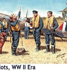 Master Box (MTB) 1/32 RAF Pilots WW II