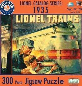 Sunsout (SOI) LIONEL CATALOG SERIES 1935 300PC