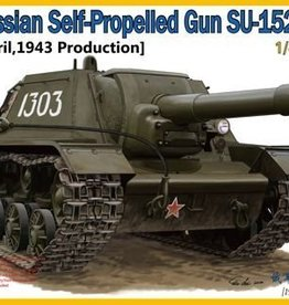 Bronco Models (BOM) 1/48 SU-152 Russian SP Gun