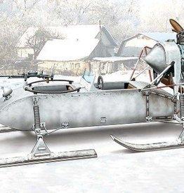 A Model (AMZ) 1/72 RF-8 GAZ98K Aerosan