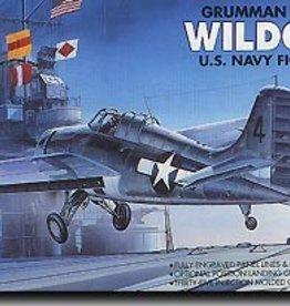 Academy/Model Rectifier Corp. (ACY) 1/72 F4F4 Wildcat