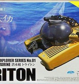 Aoshima (AOS) 1/48 Triton Deep Sea Explorer