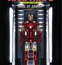 Dragon Models (DML) 1/9 Iron Man 3-Hall of Armor Mark VII