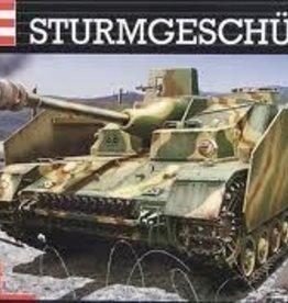 Revell Germany (RVL) 1/72 Sturmgeschutz IV