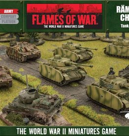 Flames of War (FOW) 15mm FOW Ramsch's Charge