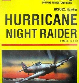 Hobbycraft Canada (HCF) 1/48 Hurricane Night Raider