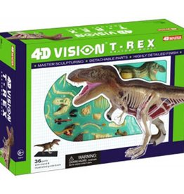4D Vision (FDV) Visible 4D T-Rex Anatomy Kit