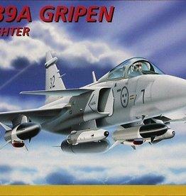 Italeri (ITA) 1/72 JAS 39A Gripen