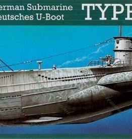 Revell Germany (RVL) 1/350 U Boat Tp VIIc