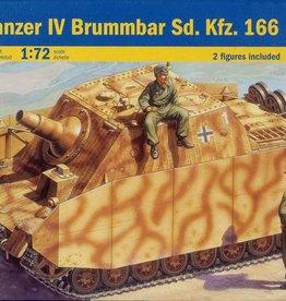 Italeri (ITA) 1/72 SdKfz 166 Sturmpz Brummbar