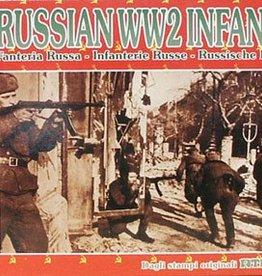 Nexus (NXS) 1/72 WWII Russian Inf