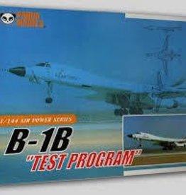 Panda (PND) 1/144 B-1B Test Program