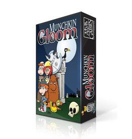 Ares Games (AGS) Munchkin Gloom