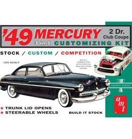 AMT (AMT) 1/25 '49 Mercury Club Coupe