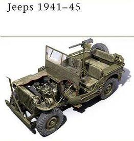 Osprey Publishing (OSP) Jeeps 1941-45