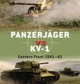 Osprey Publishing (OSP) Panzerjager vs KV-1