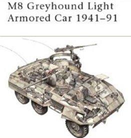 Osprey Publishing (OSP) M8 Greyhound Light Armored Car 1941-91