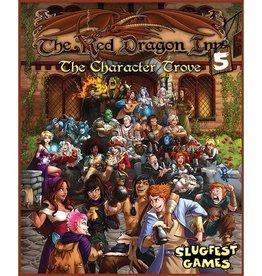 Slug Fest Games (SFG) Red Dragon Inn 5 Character Trove
