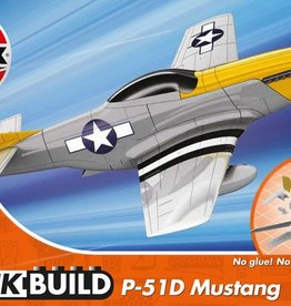 Airfix (ARX) Quickbuild P-51D Mustang