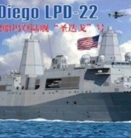 Bronco Models (BOM) 1/350 USS SAN DIEGO LPD-22