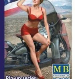 Master Box (MTB) 1/24 Marylin Pin-Up