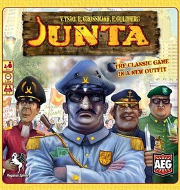 AEG (AEG) Junta! Board Game