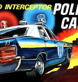 AMT (AMT) 1/25 '70 GALAXIE POLICE CAR