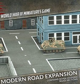 Flames of War (FOW) 15mm Modern Road Expansions