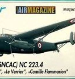 Azur (AZU) 1/72 Farman (SNCAC) NC223.4 Jules Verne